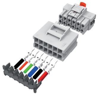 Conectores de potencia Grace Inertia con paso de 6 mm
