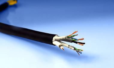 Cable híbrido para estudios