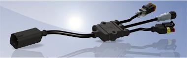 Sistema de unión de cables