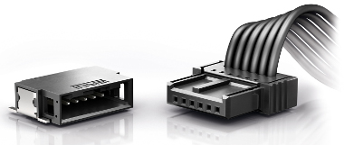 Conectores con paso de 1.27 y 2.54 mm