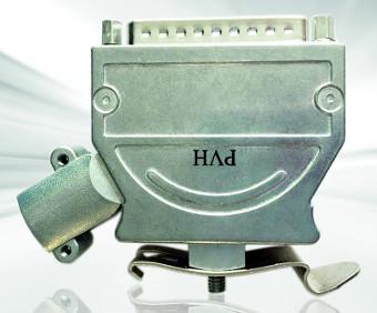 Conectores D-Sub para carril DIN