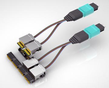 Sistema de cableado óptico