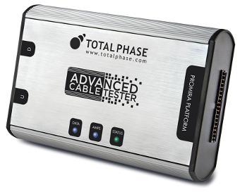 Analizador de cables USB Tipo C