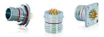 Conectores herméticos con certificación QPL