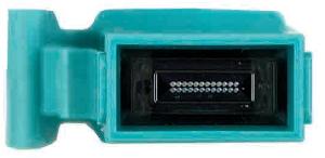 Conector de alta densidad para fibra óptica
