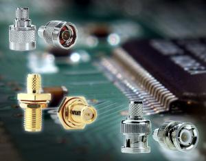 Conectores RF de bajo coste