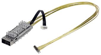 Ensamblajes de cables backplane
