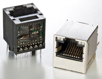Conectores RJ45 industriales