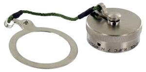 Tapas para protección de conectores