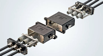 Conectores miniaturizados para el sector ferroviario