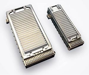 Conectores rugerizados de alta densidad