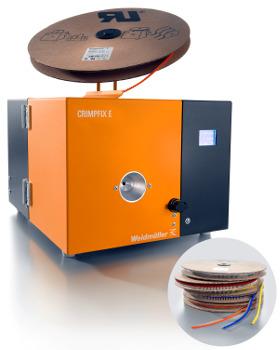 máquina automática para pelado de cables