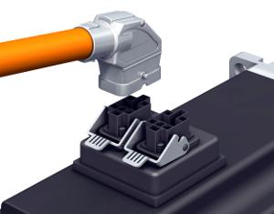 Conectores híbridos para servomotores