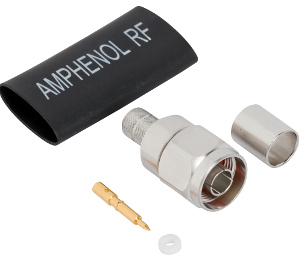 Conectores coaxiales tipo N de baja pérdida
