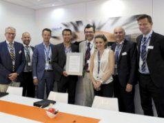 Fokker otorga a Souriau Esterline Connection Technologies el premio al mejor proveedor de conectores 2016