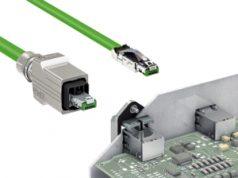 conectores RJ45 apantallados
