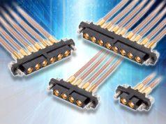 Conectores y cables ensamblados coaxiales
