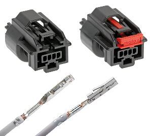 Sistema de conexión compacto y sellado