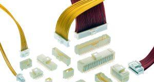Conectores chapados en oro y de fila simple