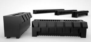 Conector para tarjetas PCI Express de bajo perfil