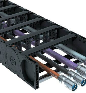 Portadores de cables modulares