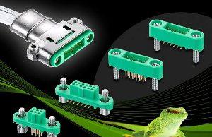 Microconectores con paso de 1.25 mm