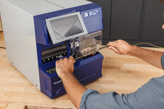 Impresora para identificación de cables
