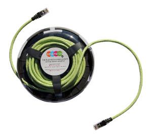 Cables RJ45 de instalación rápida
