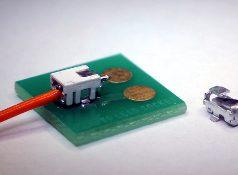 Conector para cable de plomo en PCB