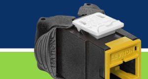 Conectores apantallados UTP 40G