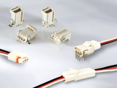Mini conectores de cable a placa