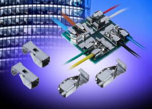 Miniaturización de los conectores para PCBs