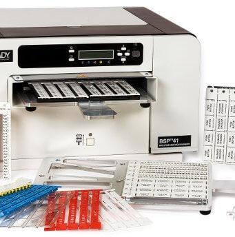 Impresora para identificación de cables y paneles