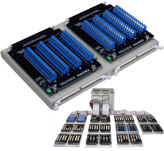 Carcasa para sistemas de prueba de cables