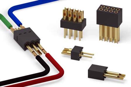 Cabezales y sockets de soldadura