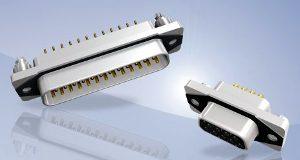 Conectores con filtro D-SUB IP67