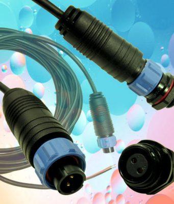 Ensamblaje de cables impermeables