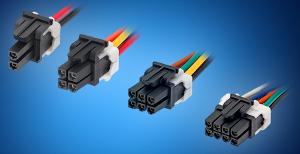 Conectores miniatura de potencia