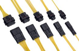 Sistema de conexión impermeable