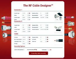 Herramienta online para creación de cables RF a medida