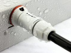 Conectores plásticos para electromedicina