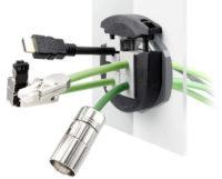 Splitter y prensador de cables IP66/68