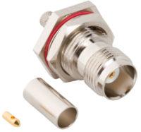 Conectores TNC rediseñados para mejorar el rendimiento