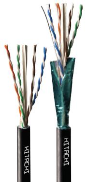 Cable Cat6 para ambientes húmedos