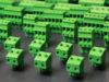 Bloques terminales para PCB sin tornillos