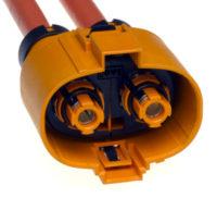 Tan duros como parecen: Los conectores Imperium resisten choques y vibraciones más fuertes que cualquier producto del mercado. (Fuente: Molex)