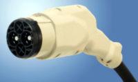Los conectores para vehículos eléctricos de carga compatibles con el estándar CHAdeMO permiten una carga bidireccional. (Fuente: JAE)