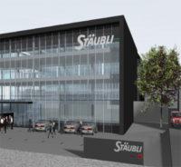 Mejoras en la sede internacional de Stäubli en Allschwil