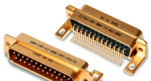 Conectores D-Sub SMT robustos y compactos
