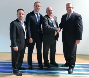 Heilind Electronics firma un acuerdo global con Harting
